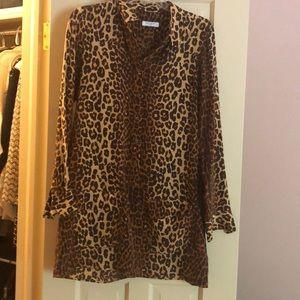 Equipment cheetah dress